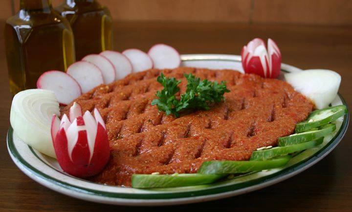KIBBEH NAYEE* (RAW MEAT)